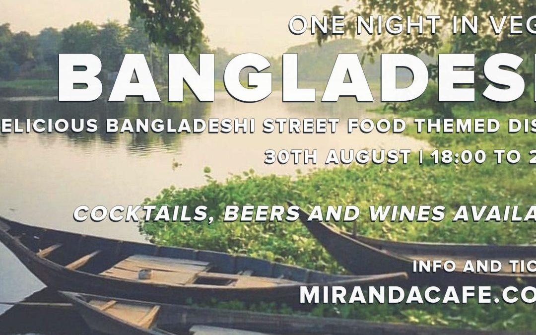 One Night in Vegan Bangladesh